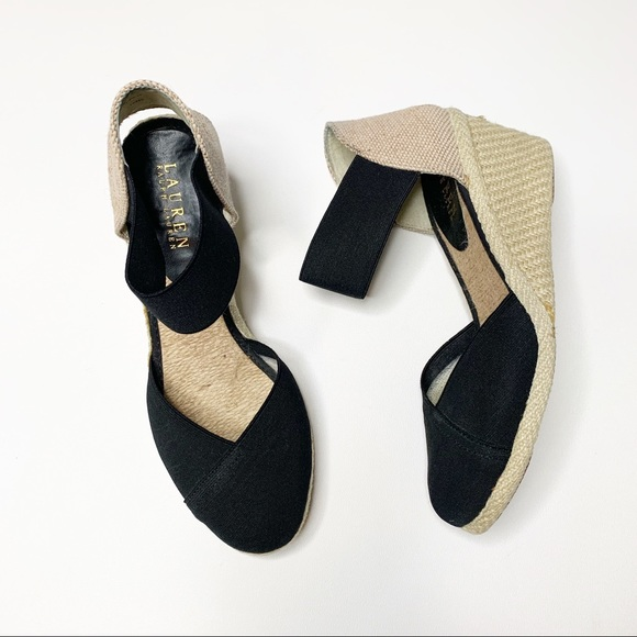 Lauren Espadrille Wedge ShoesCharla Ralph Sandals 4RA5L3j